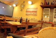 Il ristorante di Norcia