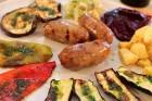 Salsicce di Norcia alla Griglia