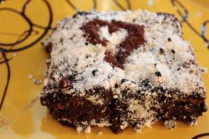 torta cioccolato meringa